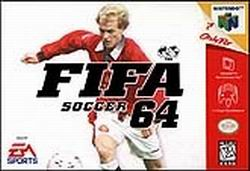 FIFA Soccer 64 (USA) (En,Fr,De) Box Scan